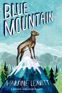 Blue Mountain Book Cover