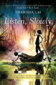 cover of the book Listen, Slowly